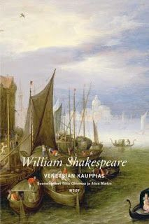 Ullan Luetut kirjat: William Shakespeare Venetsian kauppias Reading Challenge, William Shakespeare, Sailing Ships, Challenges, Tall Ships