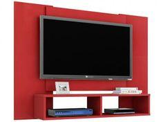 Painel para TV até 48 Navi - 1 Prateleira - Móveis Bechara com as melhores condições você encontra no Magazine Dgarras. Confira!