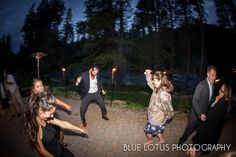 Squaw Valley Wedding on the Truckee River