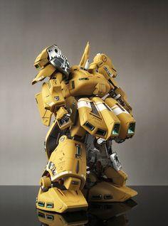 "MG 1/100 PMX-003 ""HYPER"" THE-O - Custom Build - Gundam Kits Collection News and Reviews"