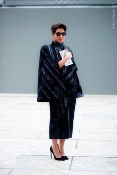 world's most fashionable princess... In. The. House. Princess #DeenaAlJuhaniAbdulaziz killing it in Paris.