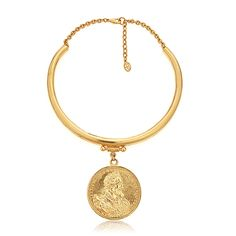 The Ben-Amun Moroccan Gold Coin Collar Necklace is Boho Chic. Shop Ben-Amun Jewelry, and Designer Jewelry Now at HAUTEheadquarters.com! -Free Shipping