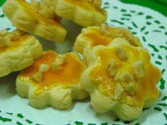 Sweet n Spicy from The Baking Studio: Kuih Raya - Almond Cookies