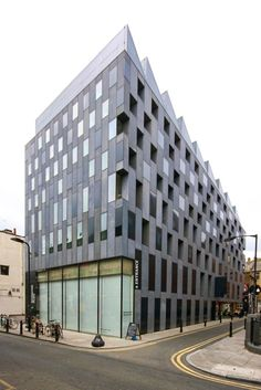 Rivington Place by David Adjaye / London