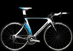 Shiney new TT bike