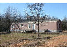 8672 Deer Trail,  Hearne, TX 77859   EXCELLENT LOCATION, NICE WOODED TEN AC. TRACT WITH MOBIL HOME. COUNTRY LIVING AND ONLY 25 MINUTES TO BRYAN/COLLEGE STATION 3BR, 2 BATH MOBILE HOME GOES WITH PROPERTY