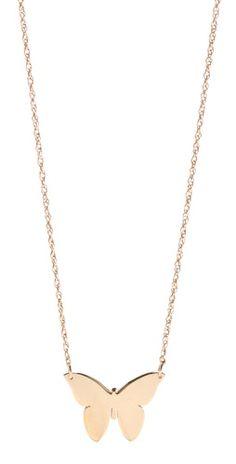 Jenna Hamilton's Necklace  Jennifer Zeuner Jewelry Integrated Butterfly Necklace  http://www.shopbop.com/integrated-butterfly-necklace-jennifer-zeuner/vp/v=1/845524441912633.htm?folderID=2534374302060432=15065=affprg-2178999