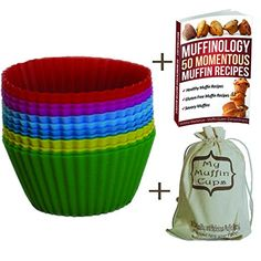 Healthy Muffin Recipes, Healthy Muffins, Brownie Recipes, Dessert Recipes, Desserts, Tart Pan, Best Brownies, Gluten Free Muffins, Cupcake Liners