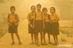"""I'm tired of being made sick by this smoke"" Blogpost by Rahmi Carolina - 28 October, 2015 - 22 year old Indonesian student, Rahmi Carolina has spent her entire life living with the haze. Each year, as the fires rage and grow more intense, so does she. So she's using social media and doing something about it."