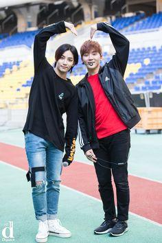 Jeonghan .:. Seungkwan