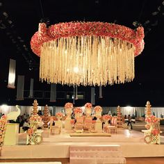 Exceptionally Beautiful Mandap Decor Ideas for your Dreamy Pheras! is part of Mandap decor Being your ultimate guide for everything weddings, it is our utmost duty (a pleasurable one) to make su - Desi Wedding Decor, Modern Wedding Reception, Wedding Hall Decorations, Wedding Stage Design, Diy Wedding Backdrop, Marriage Decoration, Wedding Mandap, Wedding Receptions, Trendy Wedding
