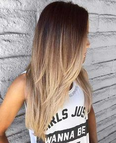 cool 30 total attraktive Ombre Haarfarbe Ideen