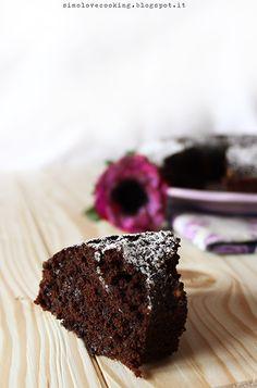 torta al cioccolato e barbabietola rossa