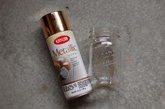 4 WAYS TO USE METALLIC GOLD SPRAYPAINT   JODY BETH