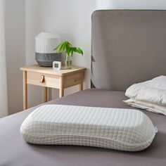 IKEA offers everything from living room furniture to mattresses and bedroom furniture so that you can design your life at home. Check out our furniture and home furnishings! Mousse Polyuréthane, People Sleeping, Foam Pillows, Pillow Protectors, Polyurethane Foam, Dust Mites, Ikea Furniture, Floating Nightstand, Floor Chair