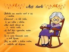 Moji starkí Grandparents Day, Holidays And Events, Bff, Diy And Crafts, Kindergarten, Poems, Preschool, Teacher, Scrapbook