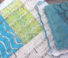 Before we jump into Joan's amazing project (and it IS amazing!) - we want to share TWO exciting pieces of information!    Gelli Arts ®  is ...