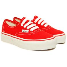 VANS Classics Authentic Kids shoes ($30) ❤ liked on Polyvore