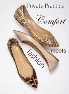 Private Practice Comfort (#Flats)