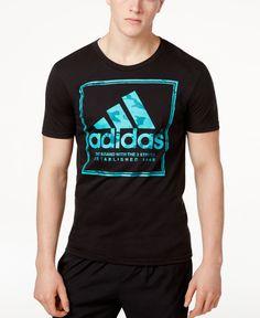 460d35a1b6 adidas Men s Logo T-Shirt Men - T-Shirts - Macy s. Polos De MarcaCamisas  CasualesRopa Casual HombresCuello RedondoPlantillaCaballeroModa ...