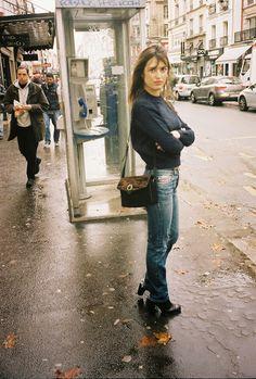 jeanne damas style, street style, paris city
