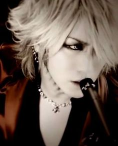 Ruki The GazettE Distress and Coma MV Screen Capture