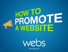 Easy to follow guide on how to promote your small business website. Links to lots of free resources.