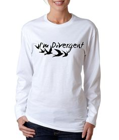 I'm Divergent Long Sleeve
