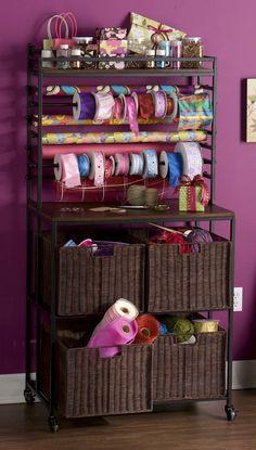 Craft Storage Cabinet....yes please