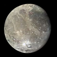 Ganymede Moon Facts