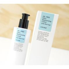 COSRX Oil Free Ultra Moisturizing Lotion Best Korean beauty curated by Nudie Glow in Australia Moisturizer For Sensitive Skin, Skincare For Oily Skin, Best Moisturizer, Lotion, Dry Skin Remedies, Cosmetic Packaging, Top 5, Skin Food, Acne Prone Skin