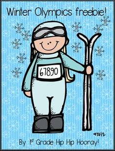 Olympic Winter Games Freebie