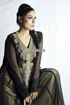 Wajahat Mansoor Formal Wear Dresses 2013 For Women