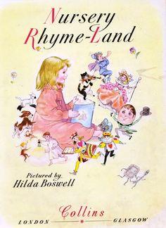 Hilda Boswell illustration