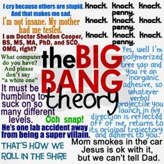 The Big Bang Theory... Hilarious