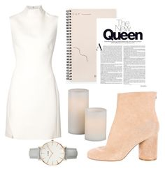 """""""Clean"""" by andreaher on Polyvore featuring Bing Bang, Maison Margiela, Thierry Mugler and CLUSE"""