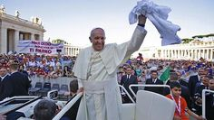 Pope Francis Holds Israel Palestine Peace Paryers