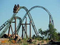 Looking for statistics on the fastest, tallest or longest roller coasters? Find it all and much more with the interactive Roller Coaster Database. Lynet, Roller Coasters, Amusement Parks, Denmark, Fair Grounds, Travel, Roller Coaster, Viajes, Traveling
