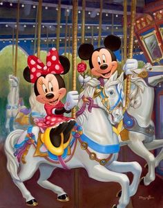 ❤Mickey and Minnie Mouse Walt Disney, Disney Art, Cute Disney Pictures, Disney Images, Mouse Pictures, Disney Pics, Mickey Mouse Wallpaper, Disney Wallpaper, Mickey Mouse And Friends