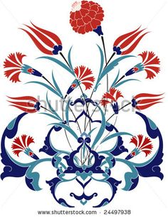 Google Image Result for http://image.shutterstock.com/display_pic_with_logo/85073/85073,1233910781,16/stock-vector-traditional-ottoman-turkey-turkish-tulip-tile-design-24497938.jpg