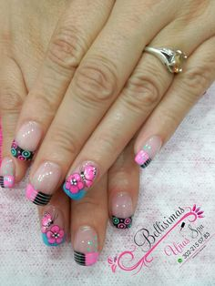 Elsa, Diy And Crafts, Nail Designs, Lily, Nail Art, Beauty, Art Nails, Butterflies, Enamel