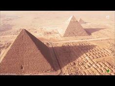 Nuevas cámaras secretas descubiertas en la pirámide de Keops - Documental -