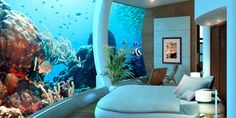 Coolest Themed Hotel Rooms