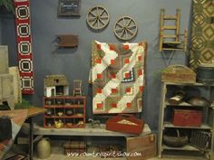 From Country Spirit Antiques Show - next show 2/28-3/1 in Arcola, IL