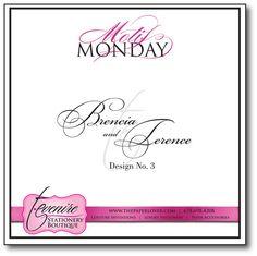 Motif Monday Design No. 3 {6.15.15}