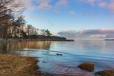 Everything looked so nice before There was spring in the air. Now, it's endless waiting inside. looking forward to safe times Nikon Photography, Finland, Seaside, Waiting, February, Beautiful Places, Country Roads, River, Mountains