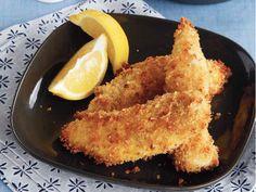 Crispy Pan-Fried Chicken Tenders