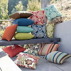 Company Store - cushions for adirondack chairs