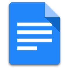 Student Feedback from a Google Doc - a Workflow