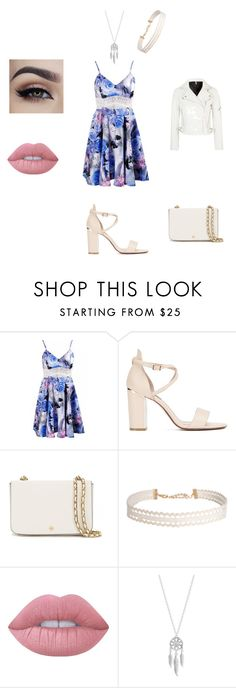 """""""№ 5"""" by sandra20020904 ❤ liked on Polyvore featuring Tory Burch, Humble Chic, Lime Crime, Lucky Brand and Topshop"""